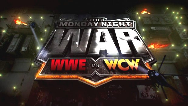 Monday Night War WWE WCW Raw Nitro