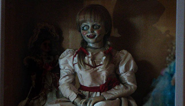 Third Annabelle movie in works?
