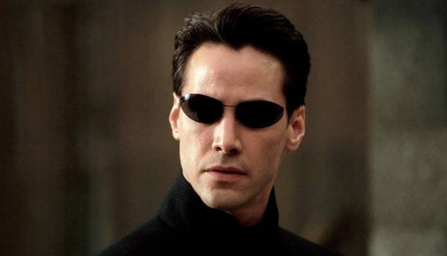Keanu Reeves The Matrix 4