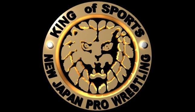 King NJPW's NJPW Logo New Japan Pro Wrestling, Harold Meij, Giant Baba