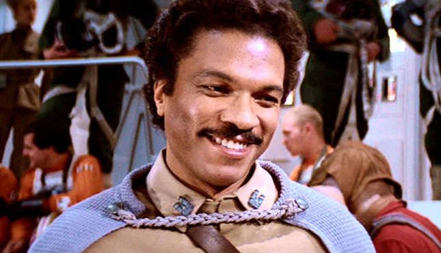 Billy Dee Williams Returning as Lando Calrissian in Star Wars: Episode IX