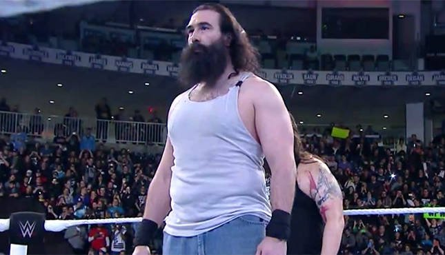Luke Harper Roadblock