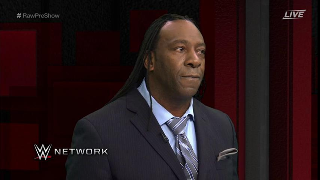 Booker T WWE Tribute