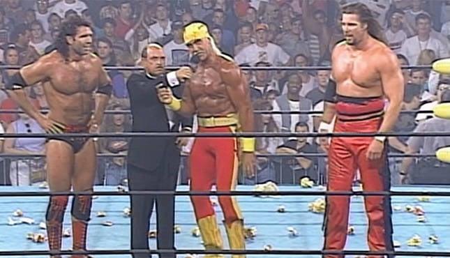 nWo Bash at the Beach Hulk Hogan