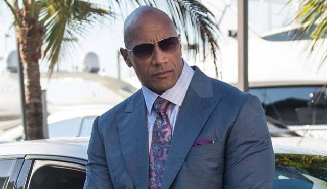 Rock's The Rock Ballers Dwayne Johnson