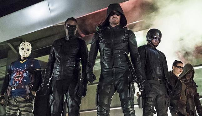 Arrow Arrowverse - So It Begins