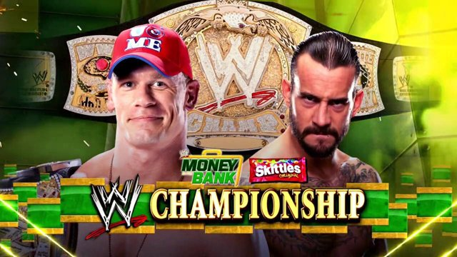 Random Network Reviews: WWE Money in the Bank 2011 | 411MANIA