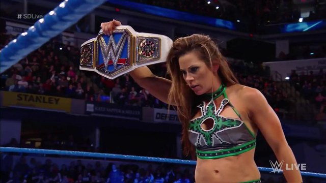 Mickie James Smackdown 3.17.17