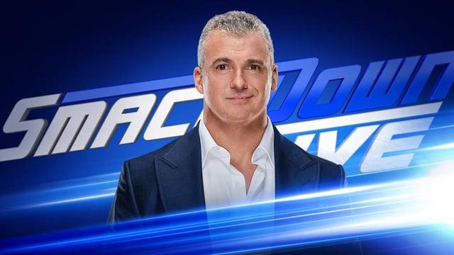 Shane mcMahon WWE Smackdown