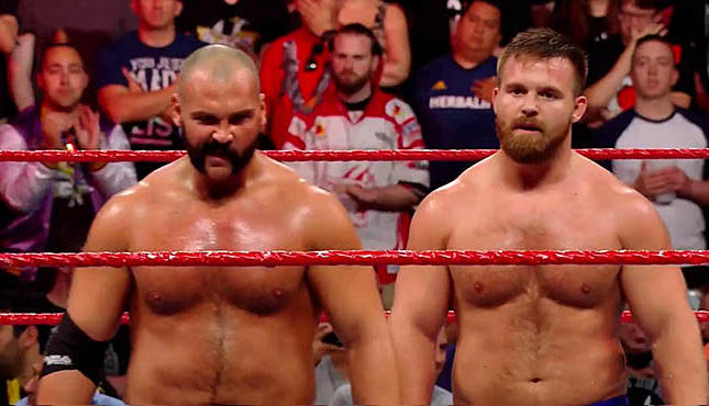 Scott Dawson Dash Wilder Revival WWE Main Event NXT