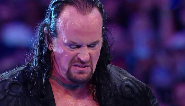 WWE Undertaker WrestleMania 34