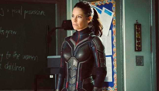 First Photo of Evangeline Lilly as the Wasp Teases 'Ant-Man' Sequel