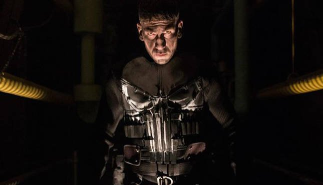 Marvel sneaked a Punisher trailer at the end of The Defenders