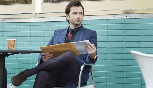 David Tennant's Kilgrave will return for Jessica Jones season two