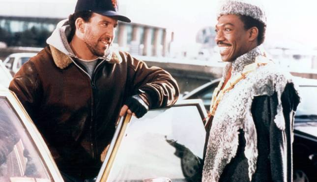 Eddie Murphy set to return for 'Coming to America' sequel