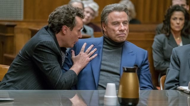 'Gotti' trailer shows first clips of John Travolta as infamous mob boss