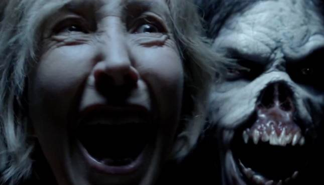 See The Terrifying First Trailer For Insidious: The Last Key