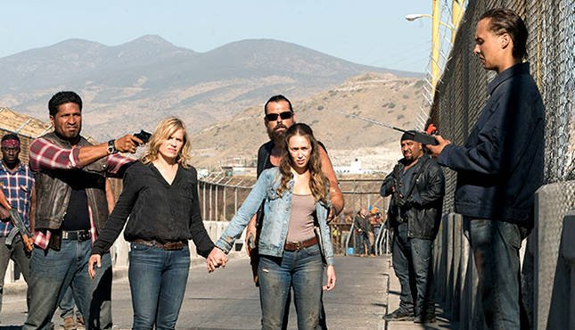 Fear the Walking Dead Season 3 Finale