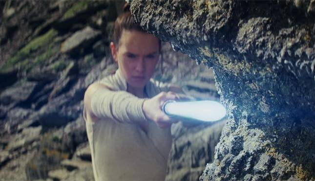 The Last Jedi' Trailer Unveiled At Soldier Field — Star Wars