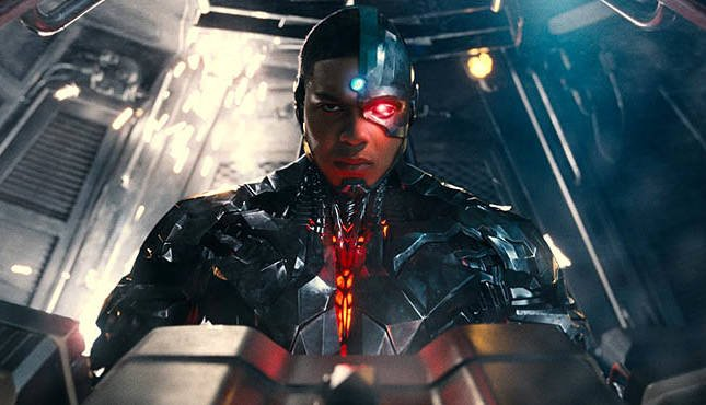 Justice League - Cyborg Ray Fisher