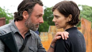 The Walking Dead - The King The Widow and Rick