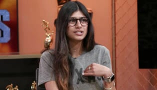 Mia Khalifa Out of Bounds