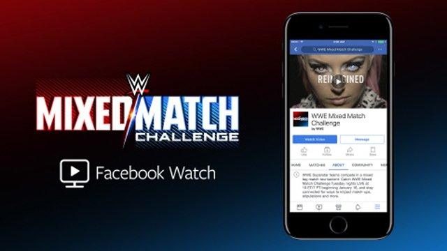 WWE and Facebook Partner up for Live Streaming Wrestling Show