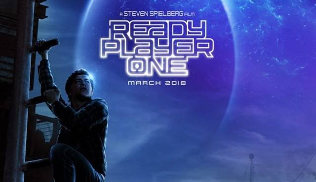 Here is the first official Ready Player One trailer