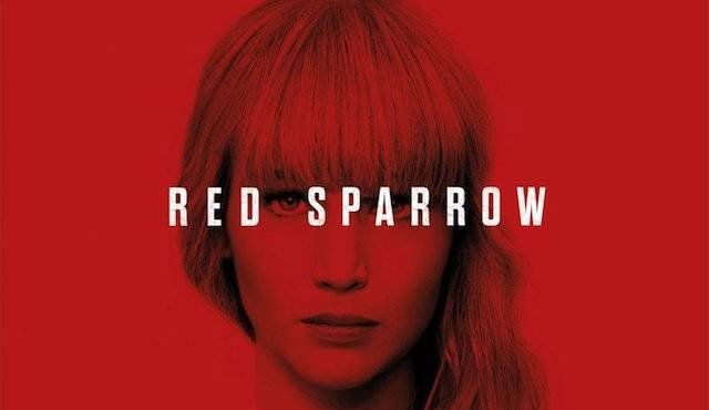 Francis Lawrence's Red Sparrow Starring Jennifer Lawrence Gets New Trailer and Poster