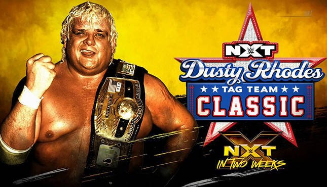 Image result for NXT Dusty Rhodes Tag Team Classic