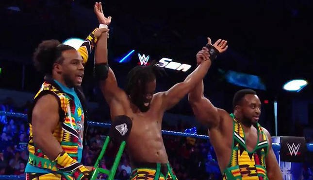New Day Smackdown 21418