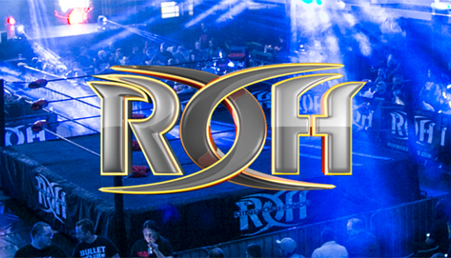 Ring of Honor ROH Honor Reigns Supreme Cary Silkin
