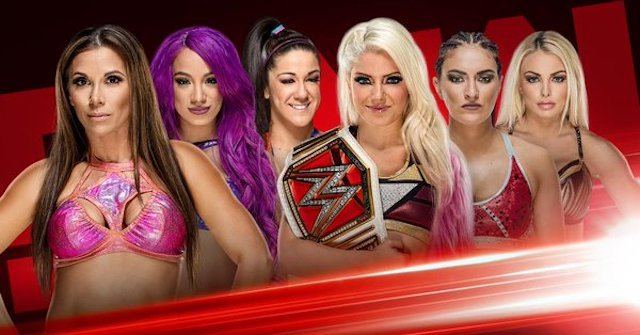Gauntlet match announced for Monday Night Raw
