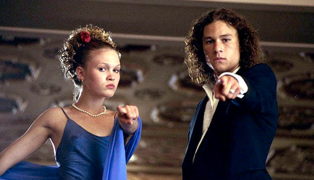 Ten Things I Hate About You: From Under A Rock: 10 Things I Hate About You