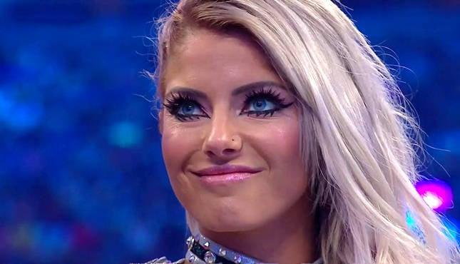 Alexa Bliss WWE WrestleMania 34