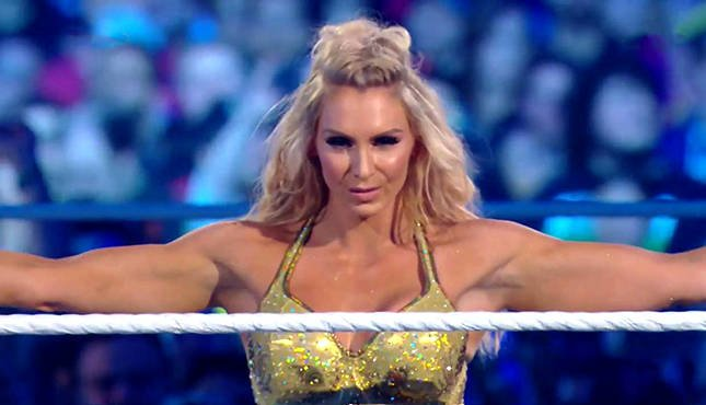 Charlotte Flair WrestleMania 34 WWE WWE Smackdown