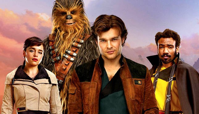 Solo a Star Wars Story D23