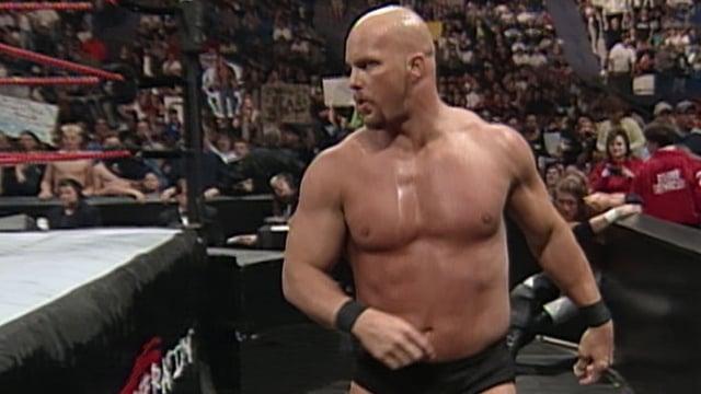 Steve Austin WWF