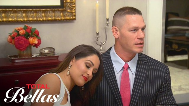 john cena nikki bella Total Bellas