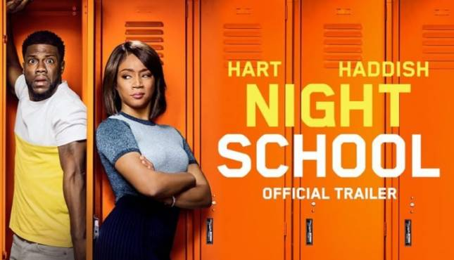 The Night School Trailer Featuring Kevin Hart and Tiffany Haddish