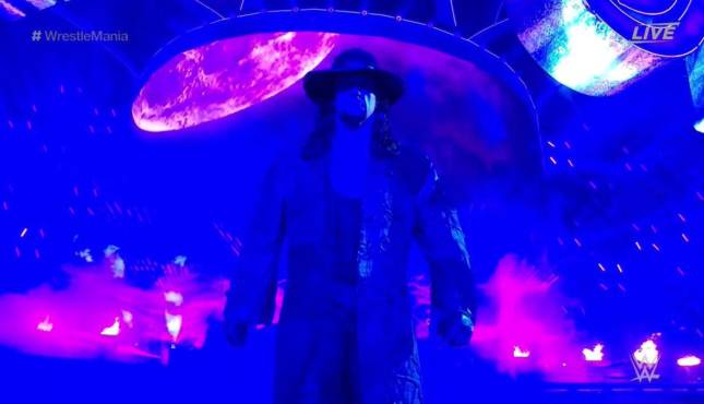 Undertaker returning to the ring for WWE next month