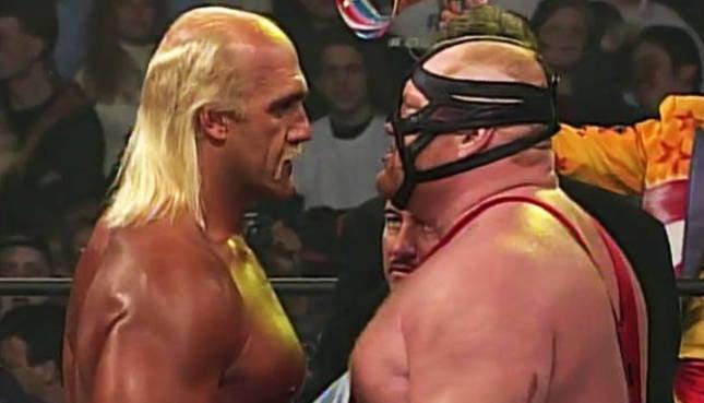 Hulk Hogan Vader