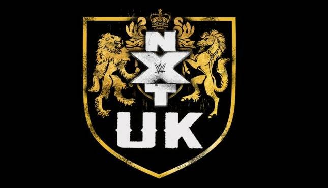WWE NXT UK Logo