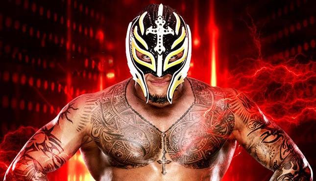 Rey Mysterio WWE 2K19