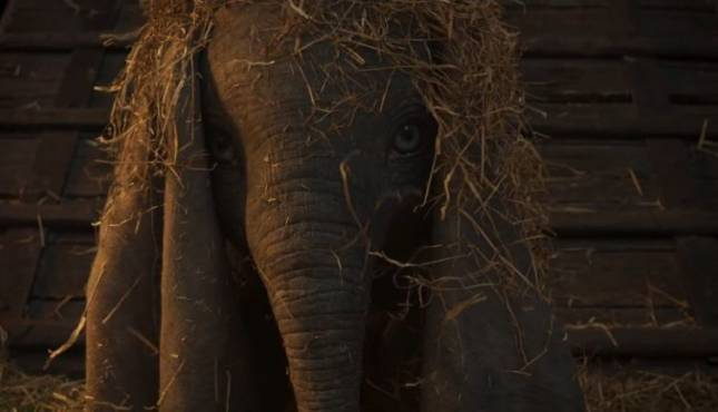 Disney releases teaser trailer for 'Dumbo'
