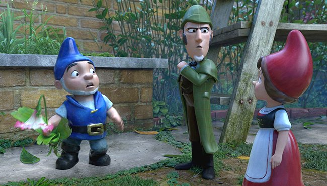 Worst Films of 2018 Sherlock Gnomes