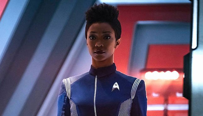 'Star Trek: Discovery' season 2 trailer reveals Captain Pike, teases Spock