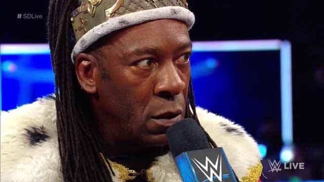King Booker T WWE Smackdown