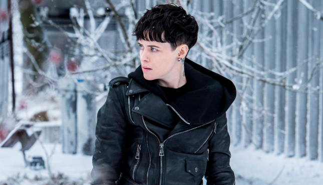 The Girl In The Spider's Web Vows Revenge In Latest International Trailer