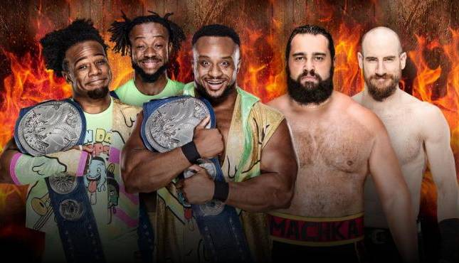 WWE Hell in a Cell 2018: Results, Highlights and Grades